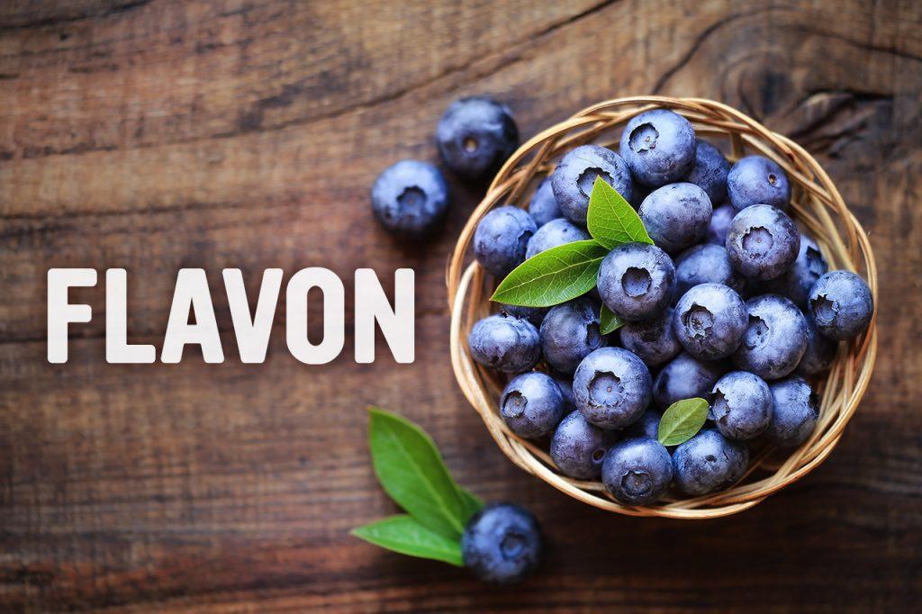 Flavon Fruit áfonya